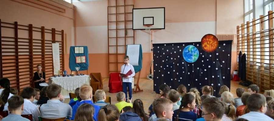 Święto Patrona w Szkole Podstawowej we Fromborku