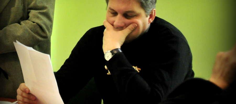 Były radny Krawczyk pytał o zaniedbania w jednostkach OSP