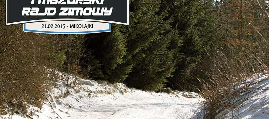 I Mazurski Rajd Zimowy już w sobotę rozegrany zostanie w Mikołajkach