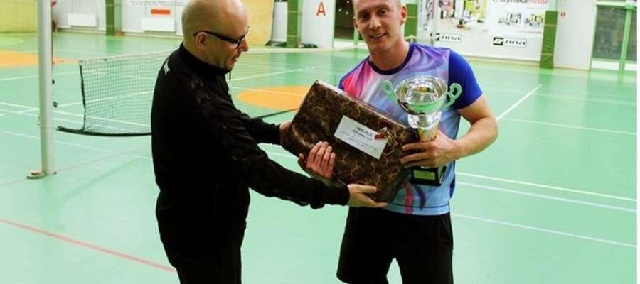Zawody wygrał Łukasz Zielińsk