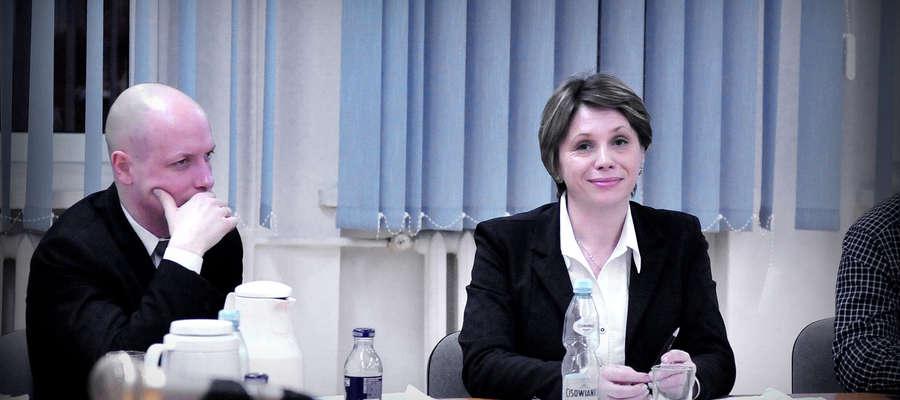 """Zarządzenie o """"małych grantach"""" wydała burmistrz Żuromina Aneta Goliat"""