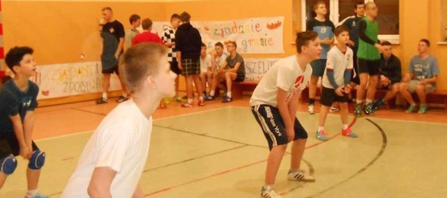 Podczas turnieju w Tereszewie