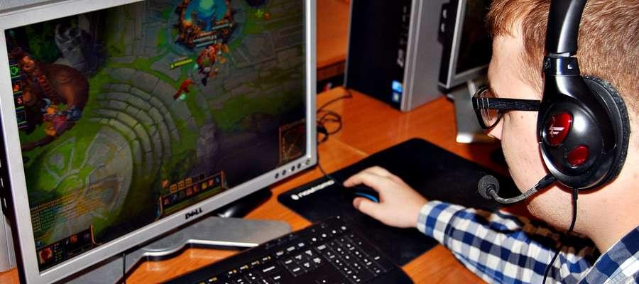 Dwudniową imprezę dla miłośników gier komputerowych zorganizowano w płońskiej spółdzielni mieszkaniowej