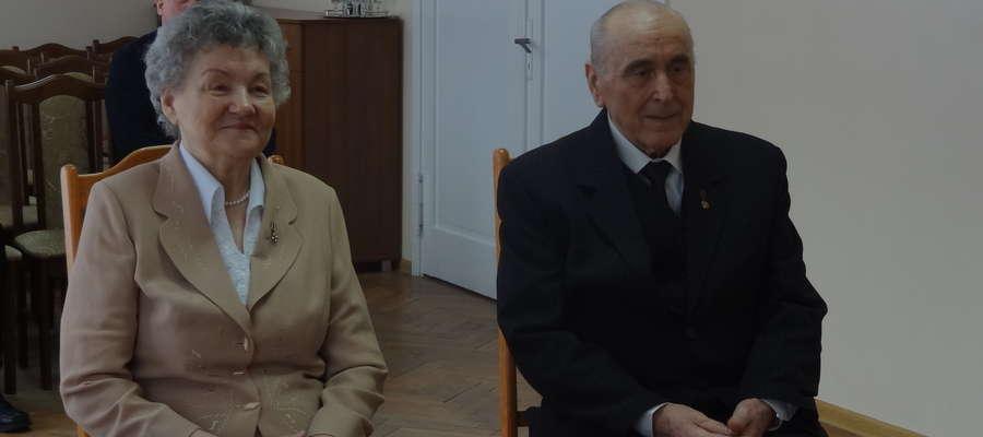 Anna i Stanisław Lutrzykowscy świętowali Złote Gody
