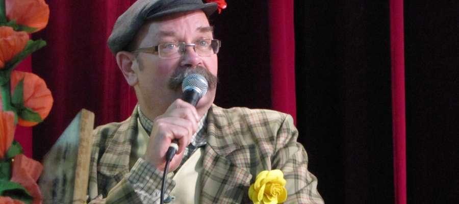 Wincuk — Dominik Kuziniewicz — już dawno podbił serca węgorzewian. Bez niego Kaziuki nad Węgorapą nie byłyby Kaziukami!
