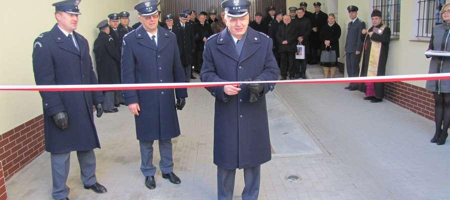 W piątek (13.02) odbyło uroczyście otwarcie i poświęcenie nowego budynku wielofunkcyjnego Zakładu Karnego w Braniewie