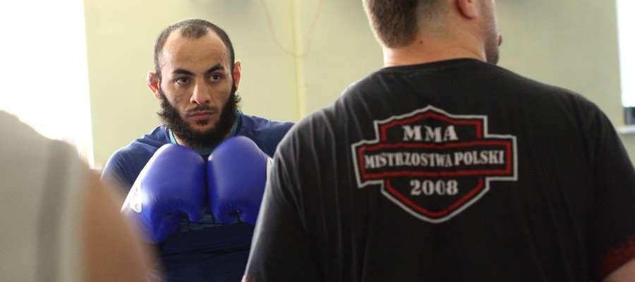 Asłambek Saidow potwierdził, że jest czołowym półśrednim w polskim MMA