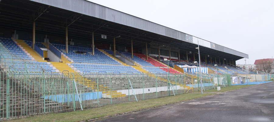 Oświetlenie ma być gotowe przed rozpoczęciem nowego sezonu. Tylko czy wtedy będzie jeszcze w Olsztynie I liga?