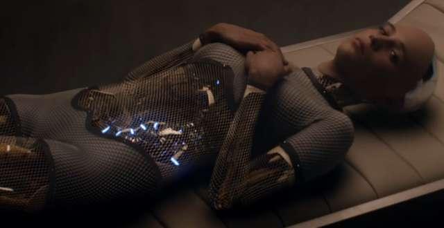 Ex Machina, czyli AI w kobiecej skórze w kinach od 20 marca - full image