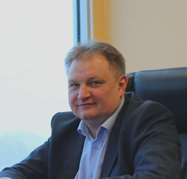 Andrzej Bogusz, prezes Grupy ARBET - full image