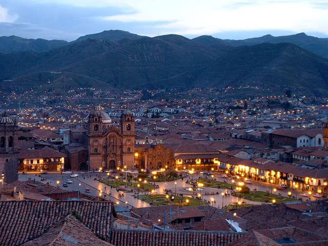 Cuzco - pępek świata Inków - full image