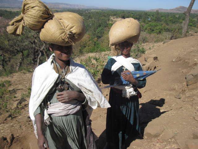 Smak etiopskiej kawy  - full image