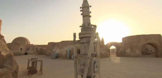 Islamscy ekstremiści zajęli miasteczko znane z Gwiezdnych Wojen - full image