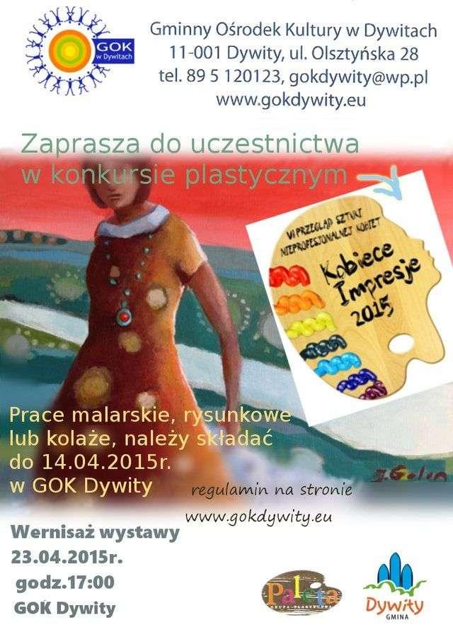 Kobiece impresje w Dywitach - full image