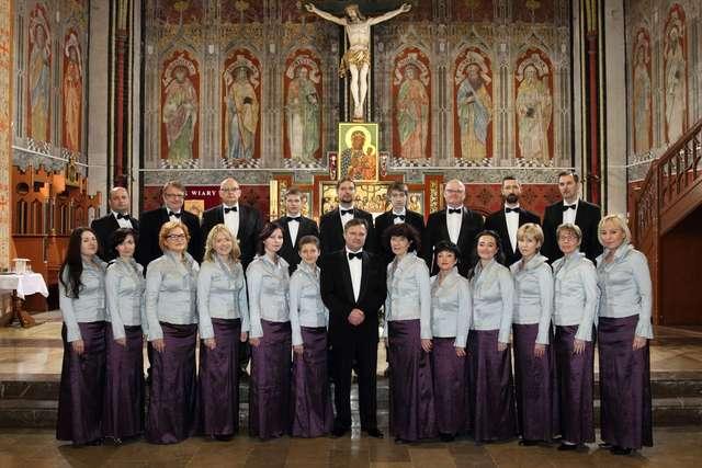 Koncert dedykowany papieżowi - full image