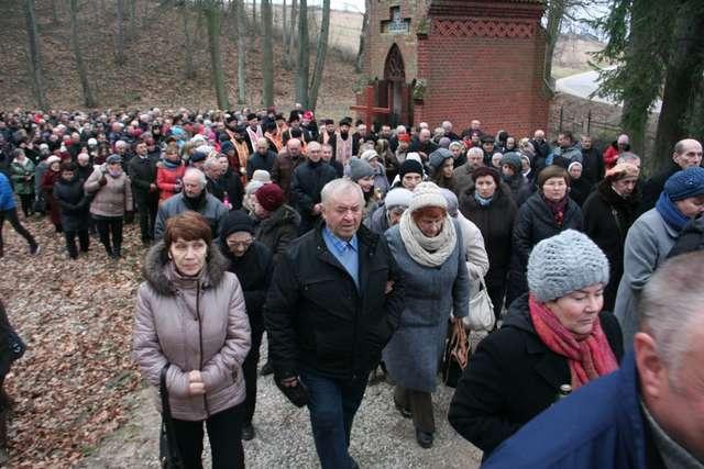 Pielgrzymka grekokatolików do Głotowa - full image