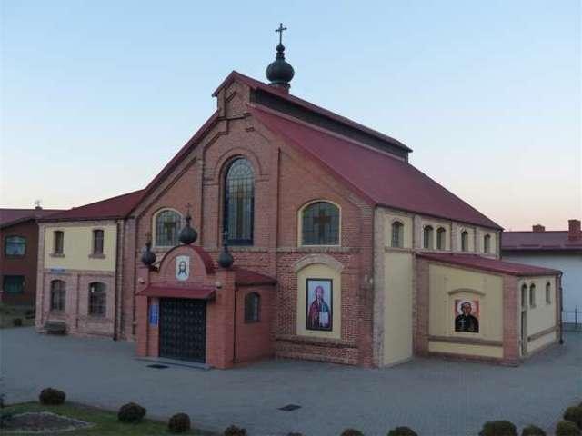 Iława: gazownia, zajezdnia ZKM, a teraz cerkiew - full image