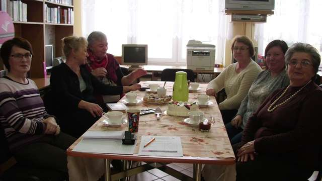Rocznicowe spotkanie  Dyskusyjnego Klubu Książki - full image