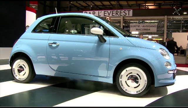 Nowy Fiat 500 Nowy Fiat 500 Poznajcie