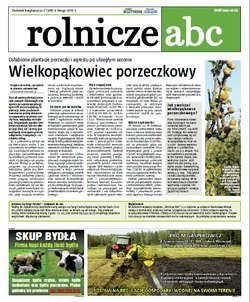 Rolnicze ABC - luty 2012