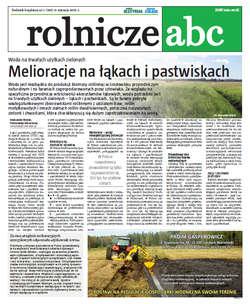 Rolnicze ABC - styczeń 2012
