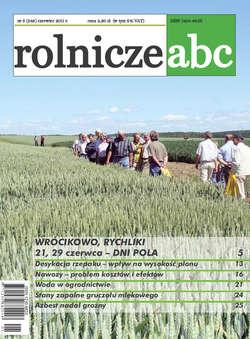 Rolnicze ABC - czerwiec 2011