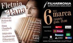 Wirtuoz fletni Pana - Dima Chaaback