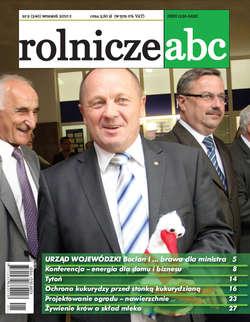 Rolnicze ABC - wrzesień 2010