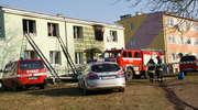 4-latek został w płonącym mieszkaniu. Dzięki reanimacji udało się go uratować. Potrzebna pomoc
