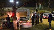 Wieczorne ściganie na autodromie w Nowym Mieście