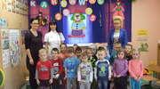 Wizyta pani pielęgniarki w Przedszkolu Gminnym Nr 1 w Bartoszycach
