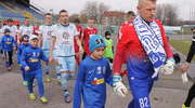 Stomil wygrał z Pogonią w Olsztynie. Padło aż pięć bramek