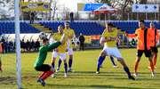 Olimpia Elbląg wygrała z MKS Korsze 3:0. I jest liderem. Zobacz bramki, film!