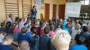 Inspiracje naturą w szkole w Błudowie