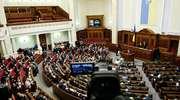 Kolejna bójka w ukraińskim parlamencie