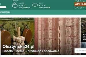 Sprawdź Olsztyńską 24 na Facebooku!