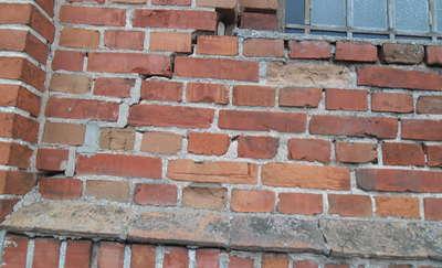 Te mury mogą kiedyś runąć