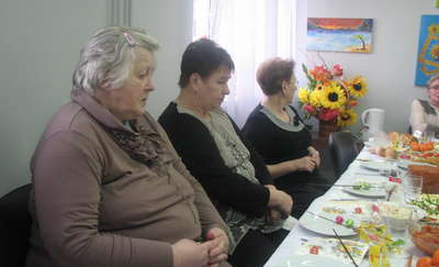 Spotkanie wielkanocne seniorów