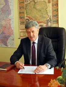 Andrzej Milkiewicz, dyrektor olsztyńskiego oddziału Agencji Rynku Rolnego
