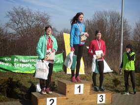 Zawodnicy UKS Atos Woźnice wrócili z medalami z Otwartych Mistrzostw Województwa Warmińsko-Mazurskiego LZS w biegach przełajowych