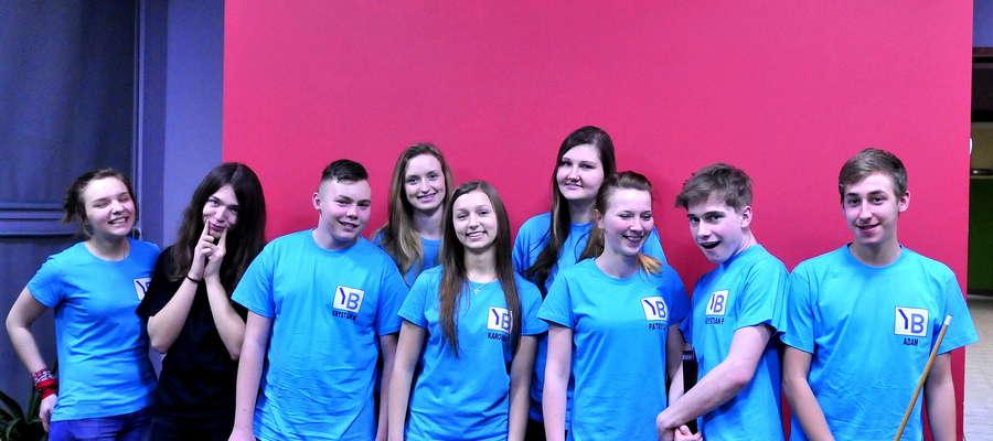Młodzi liderzy z żuromińskiego YouthBanku