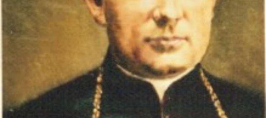 Biskup Leon Wetmański