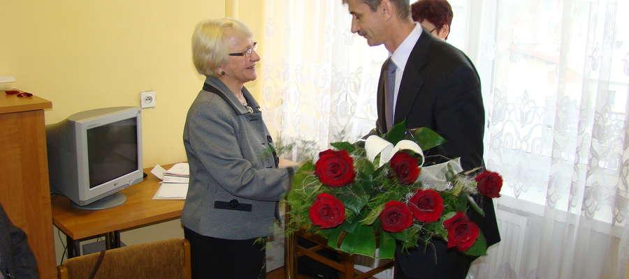 W 2010 roku Ewa Łubińska zakończyła pracę w Urzędzie miasta