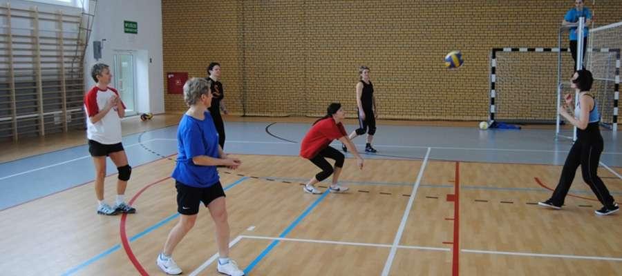 Turniej Siatkówki organizowany jest z okazji Dnia Kobiet