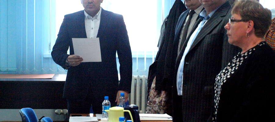 Do radnych powiatowych dołączył Krzysztof Jakubowski
