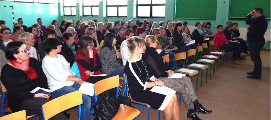 Spotkanie dla nauczycieli w Jamielniku