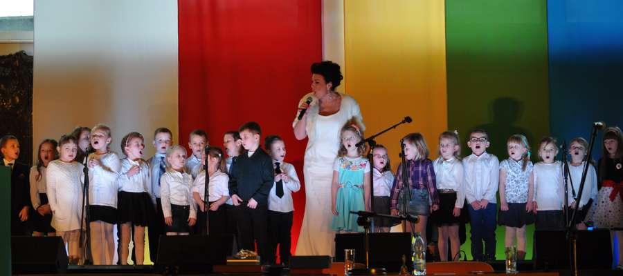Jubileusz uświetnił występ Alicji Węgorzewskiej-Whiskerd, polskiej śpiewaczki operowej i operetkowej.
