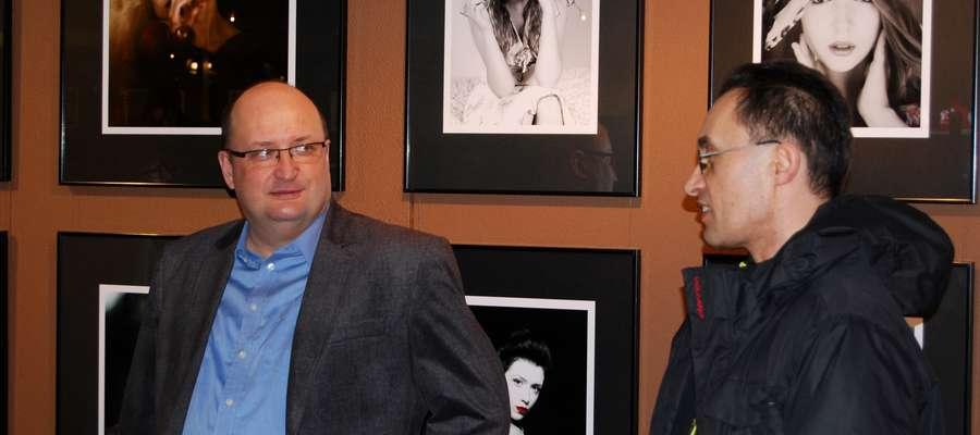 Organizatorami warsztatów byli Jarek Boczkowski i Adam Wołosz – członkowie Ostrołęckiego Towarzystwa Fotograficznego.