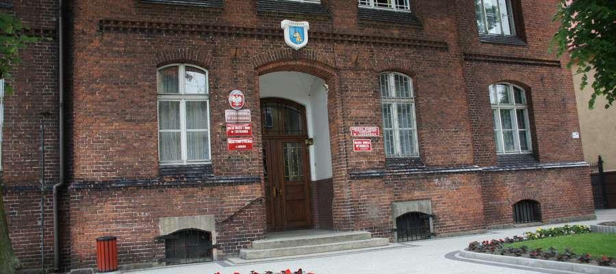 Urząd Miasta i Gminy w Lidzbarku