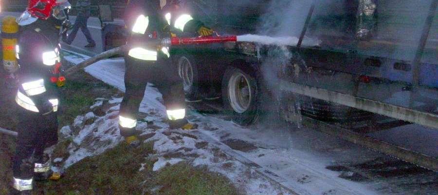 W minionym tygodniu strażacy gasili aż 27 pożarów